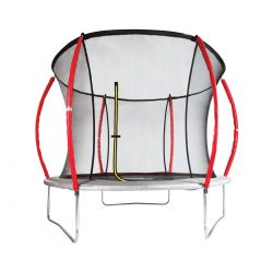 Goliath 10ft Curved Frame Trampoline | BIG W