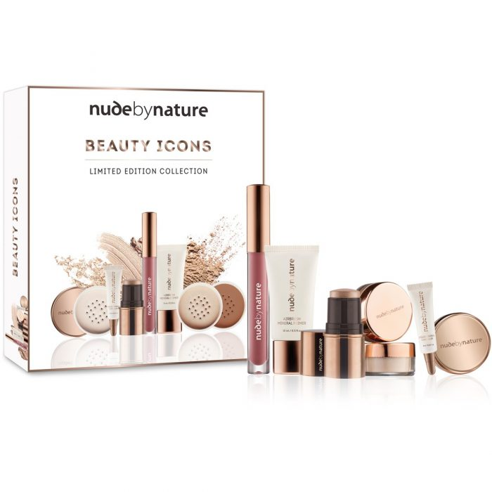 Nude by Nature Beauty Icons Collection 2019 | BIG W