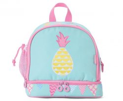 Penny Scallan Kids' Pineapple Bunting Junior Backpack |
