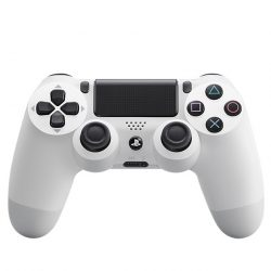 PlayStation 4 DUALSHOCK®4 Wireless Controller – White | Target Australia