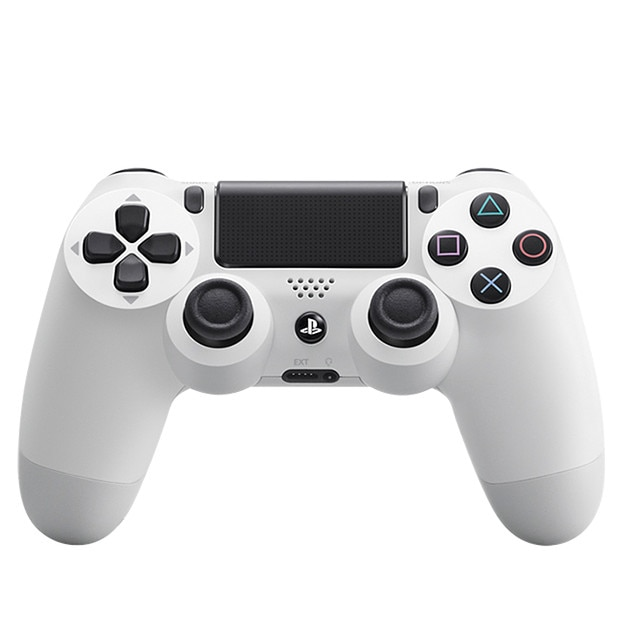 PlayStation 4 DUALSHOCK®4 Wireless Controller – White | Target Australia