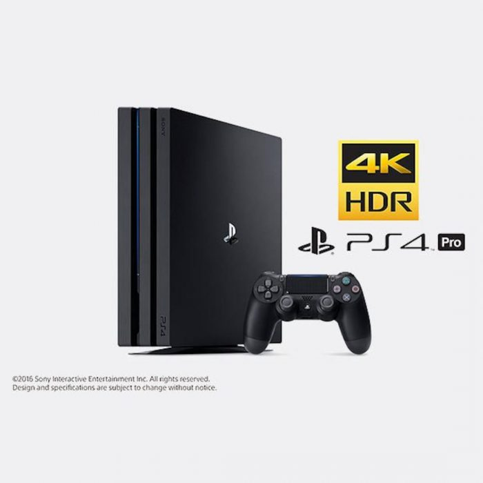 PlayStation®4 1TB Pro Black Console |