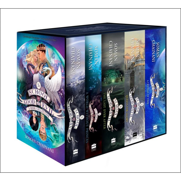 The School for Good and Evil Collection Box Set