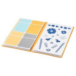 ANILINARE Folder with stickers – IKEA
