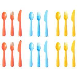 SOMMAR 2019 18-piece cutlery set – IKEA