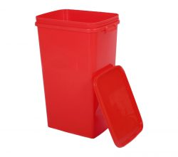 Plastic Pet Food Container 53L