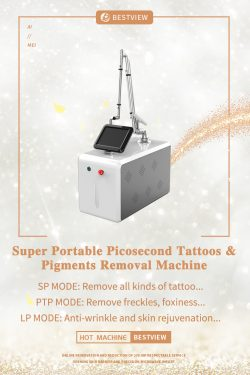 Portable Picosure Tattoo Removal Machine