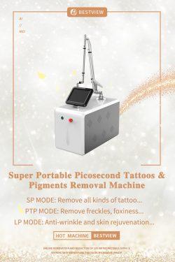 Portable Picosure Tattoo Removal Machine