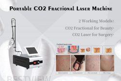 Portable CO2 Fractional Laser Machine
