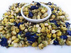 Chrysanthemum Blue Tea