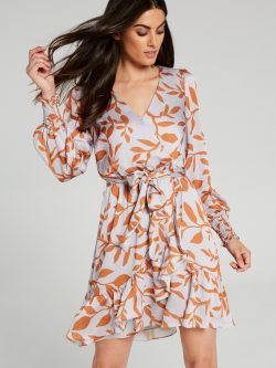 Basking In The Sun Dress Coco Print – Portmans Online