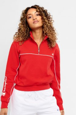 CHAMPION Rochester Athletic Quarter Zip | CUMNN
