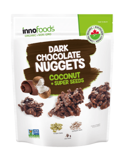 Dark Chocolate Nuggets – Innofoods Inc.