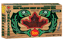 Salmon Jerky – Soo Jerky