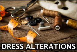 Dress Alterations & Dress Making