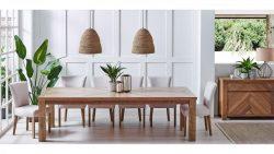 Buy Herringbone Dining Table | Harvey Norman AU