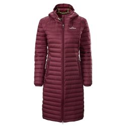 Heli Women's Longline Down Jacket