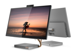 """Lenovo IdeaCentre A540 (27, Intel)   27"""" Powerful Everyday Laptop with Dolby Audio   Lenovo Aust ..."""