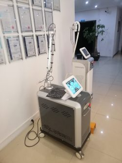 Super Picosecond Laser Tattoo Removal Machine