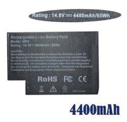 Laptop Battery for HP Pavilion ZE5000