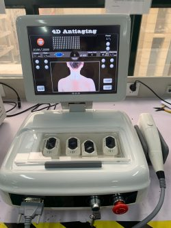 4D HIFU Skin Rejuvenation Machine