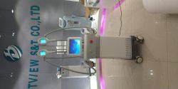 4 Handles Cryolipolysis Body Slimming Machine