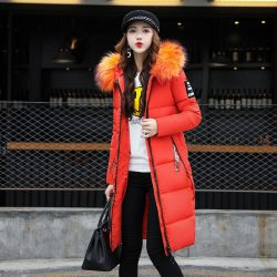 Long Lush Coat With Hood