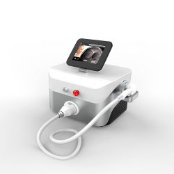 Portable 808nm Diode Laser 3 Wavelength Hair Removal Machine