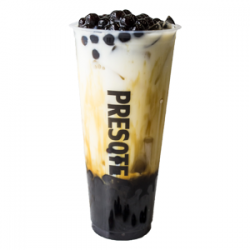 Brown Sugar Latte With Black Pearl – Presotea