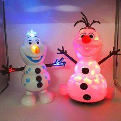 Disney Olaf Frozen Dancing Snowman Kids Toy – BigBoomidea