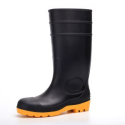 pvc safety boots from China manufacturer