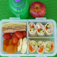 10-day lunch box menu – Healthy Kids
