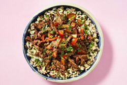 Balanced Moroccan Beef