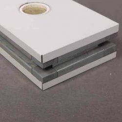 Magnesite Rockwool Sandwich Panel