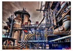 Project Reference – Steel Industry