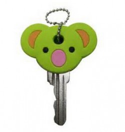 Rabbit design silicone key cover