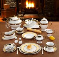 121 Pcs Dinner Set – DE001G