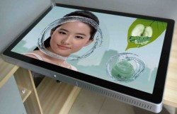 Digital signage touch screen android 22 inch / lcd digital signage kiosk / multimedia digital si ...