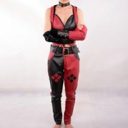 alicestyless.com Batman Arkham City Secret Wishes Harley Quinn Cosplay Costume