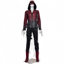 Green Arrow Red Arrow Thea Cosplay Costumes is offered at alicestyless.com