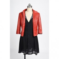 The Avengers Age of Ultron Scarlet Witch Cosplay Costumes is sold at alicestyless.com