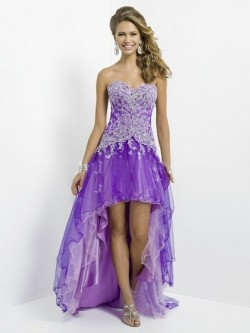 High Low Prom Dresses, Asymmetrical Prom Gowns Canada   HandpickLooks