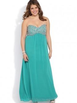 Plus Size Prom Dresses Online, plus size Dresses for prom   HandpickLooks