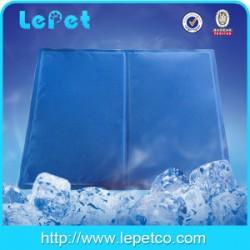 Custom logo Pressure Activated Non-Toxic Gel pet cool gel mat self cooling dog pad
