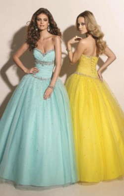 Pretty Long Multicolour Tailor Made Evening Prom Dress (LFNAC0036) cheap online-MarieProm UK