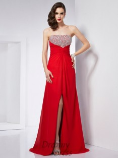 Cheap Red Prom Dresses UK 2017 – DreamyDress