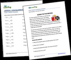 Online reading and math enrichment program for kids | K5 Learning