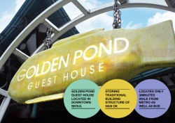 Golden Pond Guest House